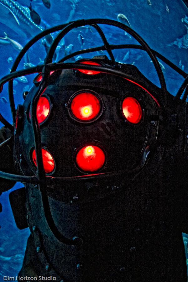 Volpin Props | Big Daddy, Bioshock