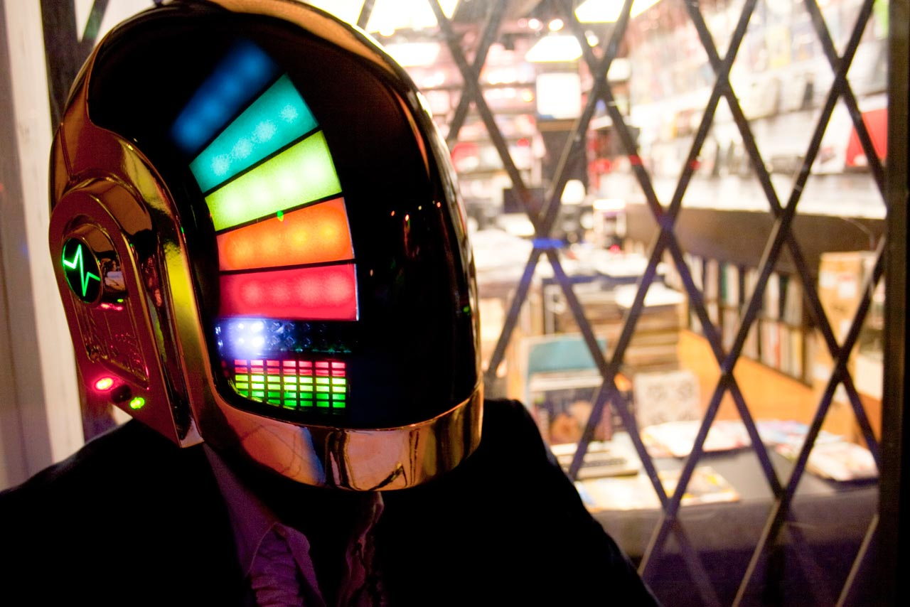 Guy-Manuel Daft Punk