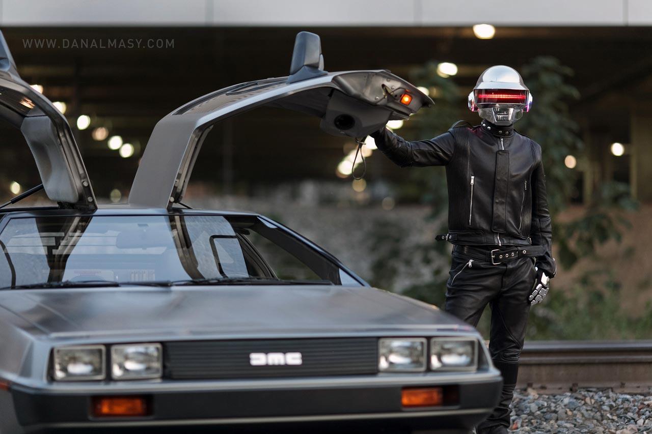 Volpin Props   Daft Punk Thomas Helmet