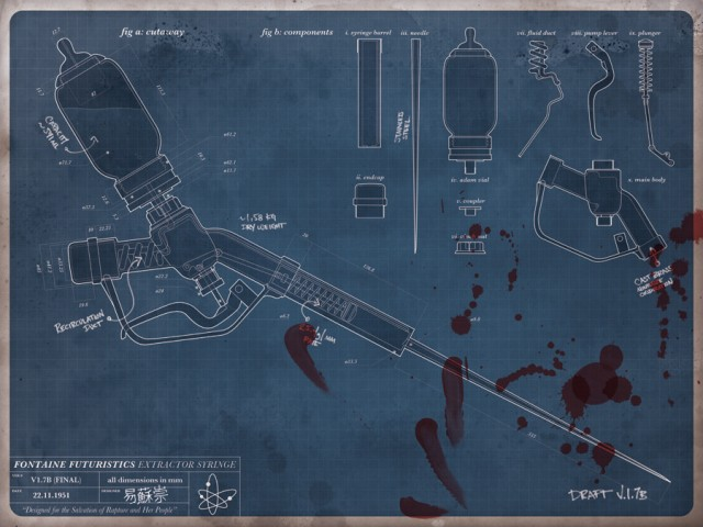 Cool Blueprint Posters