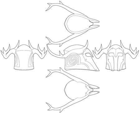 Skyrim-female-draugr-helmet