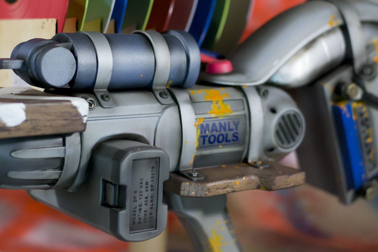 Volpin Props High Fidelity Sunset Overdrive
