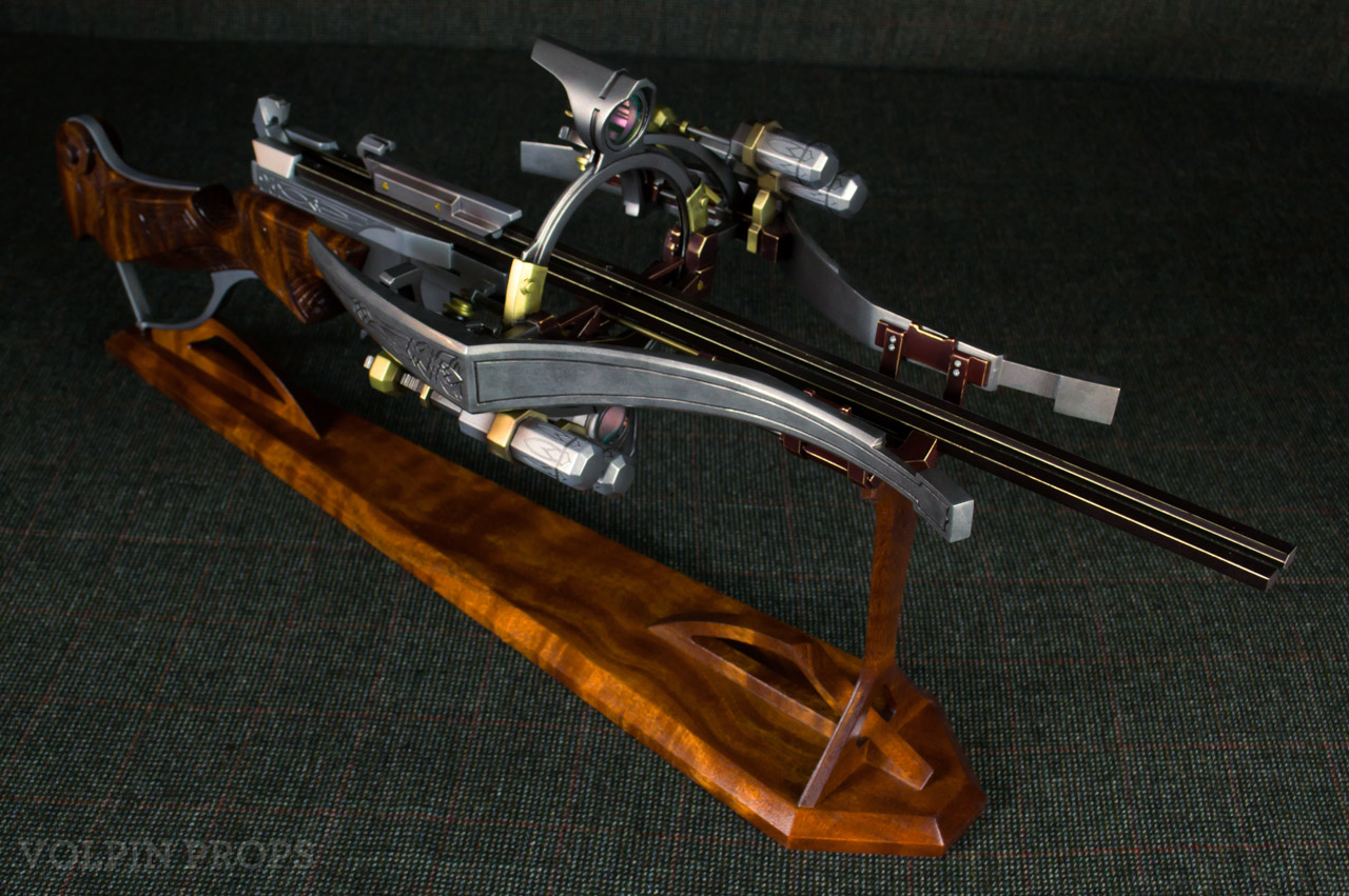 Cnc Mill For Sale >> Volpin Props | Emily's Crossbow (The Blacksparrow ...